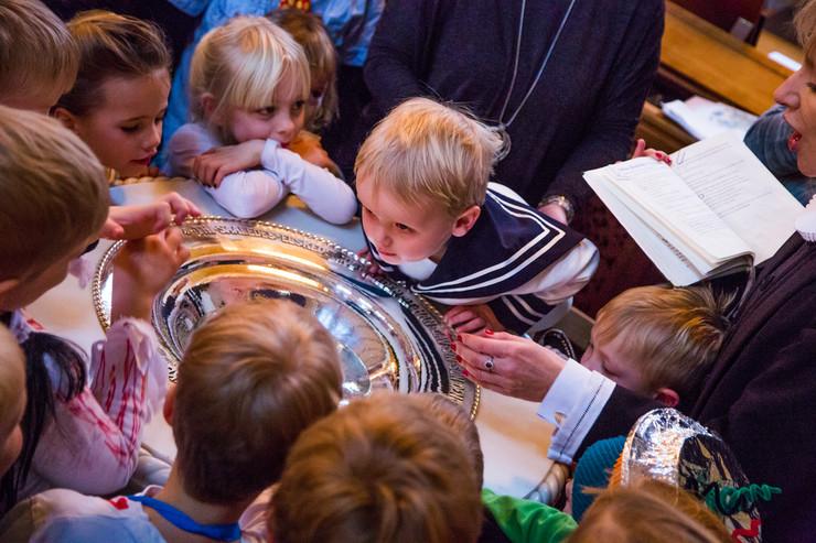 barnedåb i sankt pauls kirke