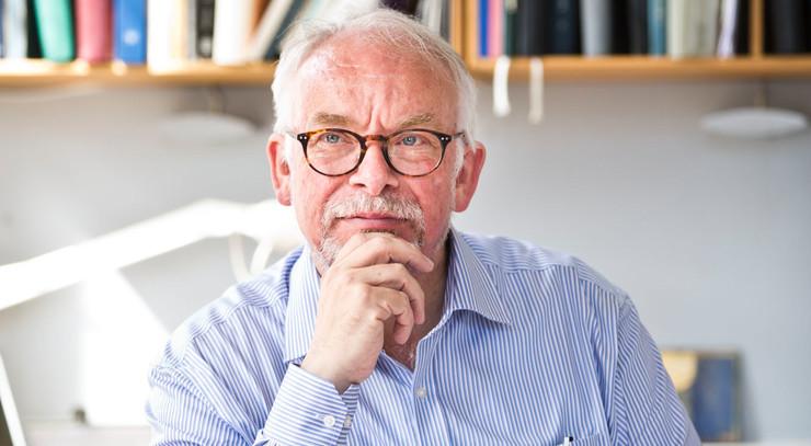 Portrætfoto af Københavns biskop Peter Skov-Jakobsen