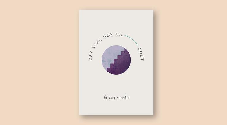Forsiden af bogen 'Det skal nok gå'