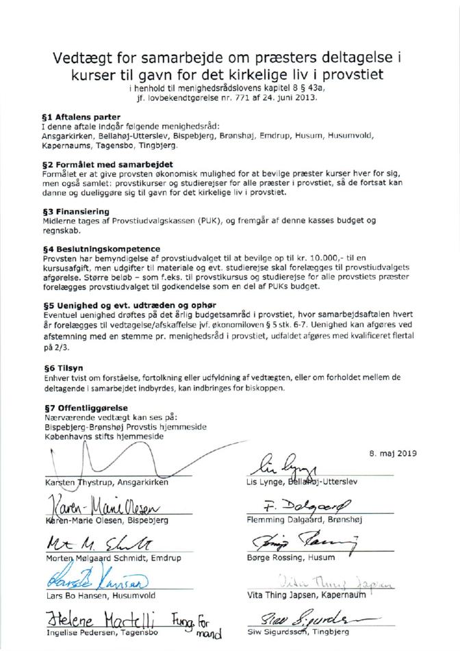 Samarbejdsaftale, præsters kurser.pdf
