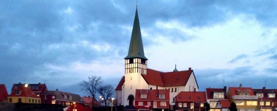 Foto: Rønne Kirkes facebookside