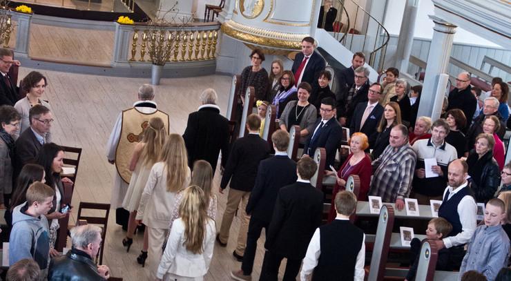 """""""Skyd årets konfirmationer til juni eller august/september"""", lyder anbefalingen fra biskop og provster i Københavns Stift"""
