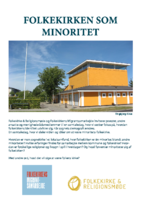 Invitation folkekirken som minoritet